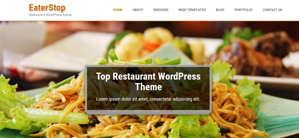 EasterShop free WordPress Themes