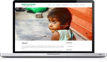 free-charity-wordpress-theme