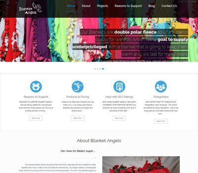 blanketangels_co_za_Online