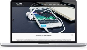 Commercial WordPress Theme for commercial business