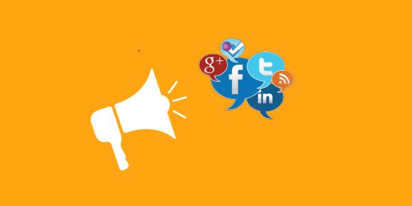 share on social media