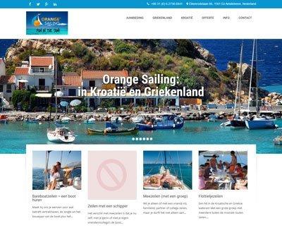 orangesailing