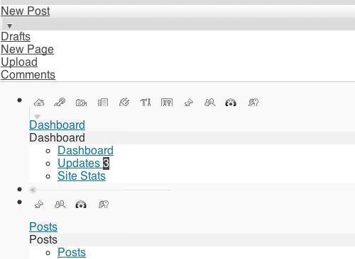 Wordpress updating posts not working