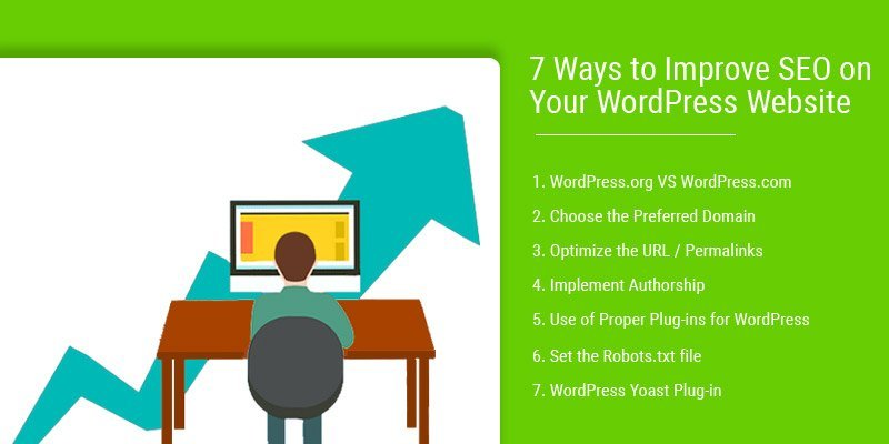 Improve SEO on WordPress Website
