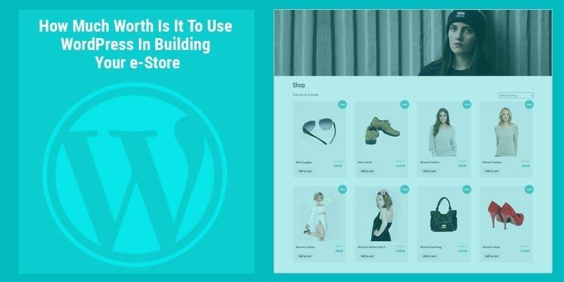 Building Your e-Store