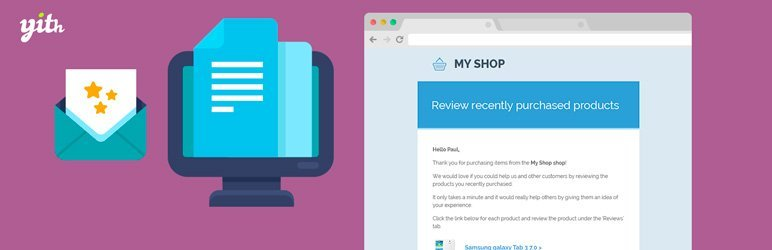 WooCommerce review reminder