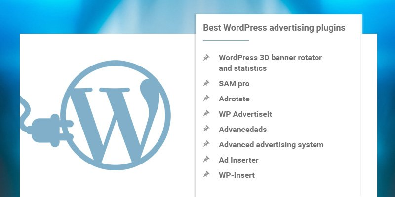 Best advertising Plugins