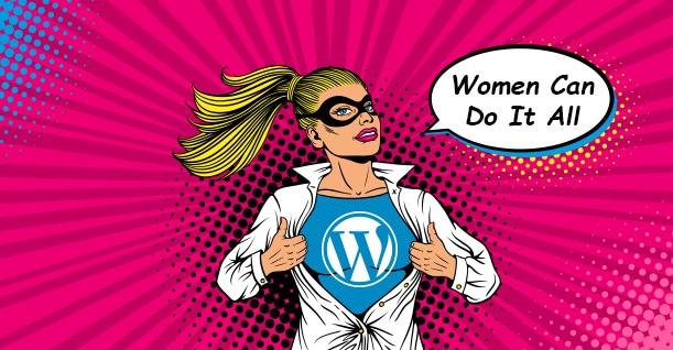 WordPress Women