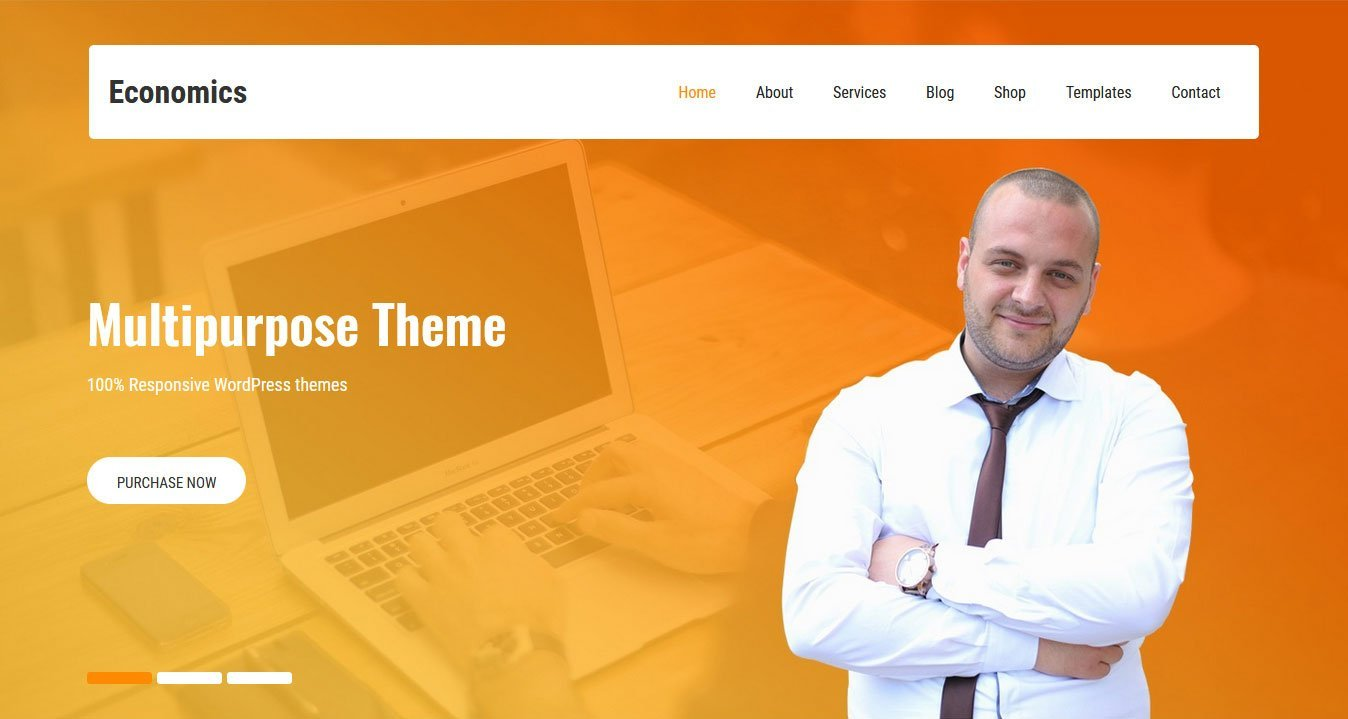 Top 10 Responsive and Beautiful Free WordPress Themes with