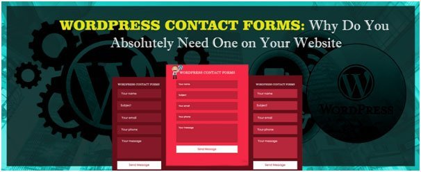 WordPress Contact Forms