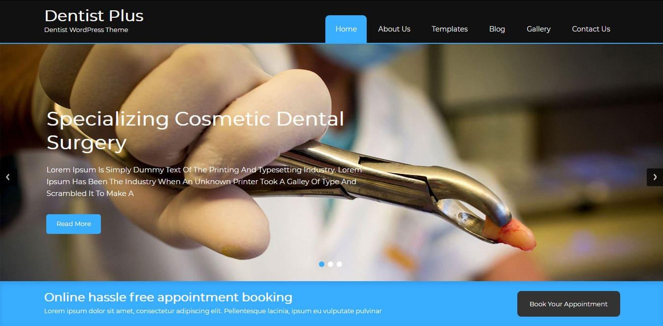 Dentist Plus