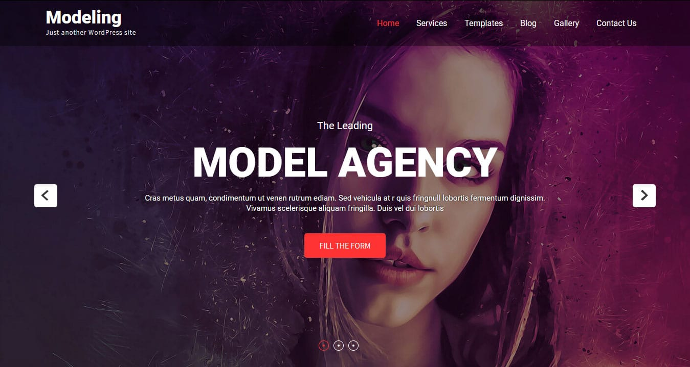 Top 10 Free Responsive Animated WordPress Themes In 2019