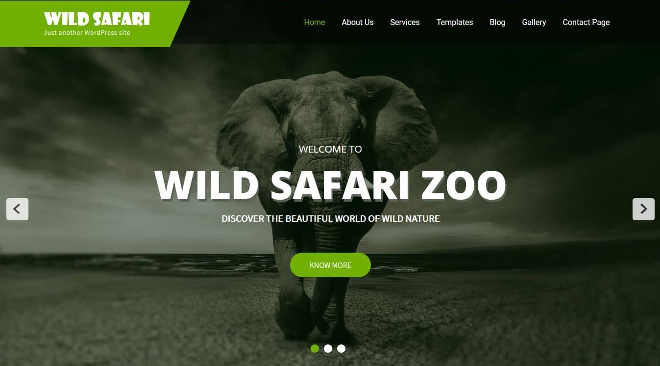 Wild Safari Lite