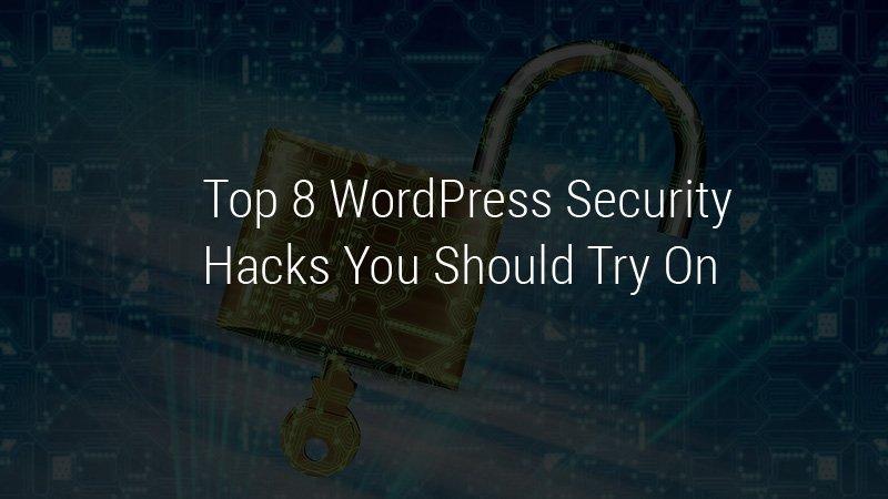 WordPress Security Hacks