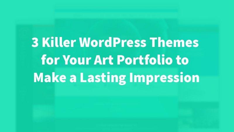 Killer WordPress Themes