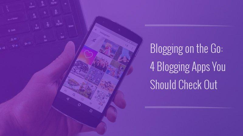 Blogging Apps