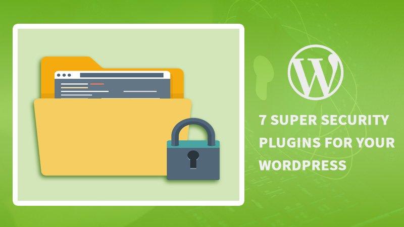 Security plugins