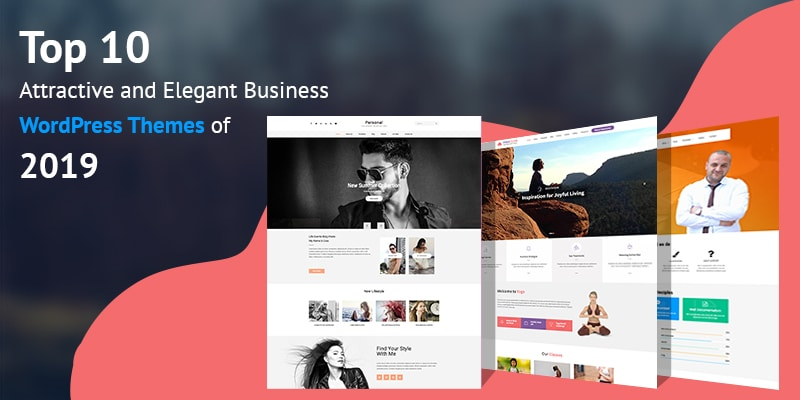 Top 10 Attractive and Elegant Business WordPress Themes of 2019