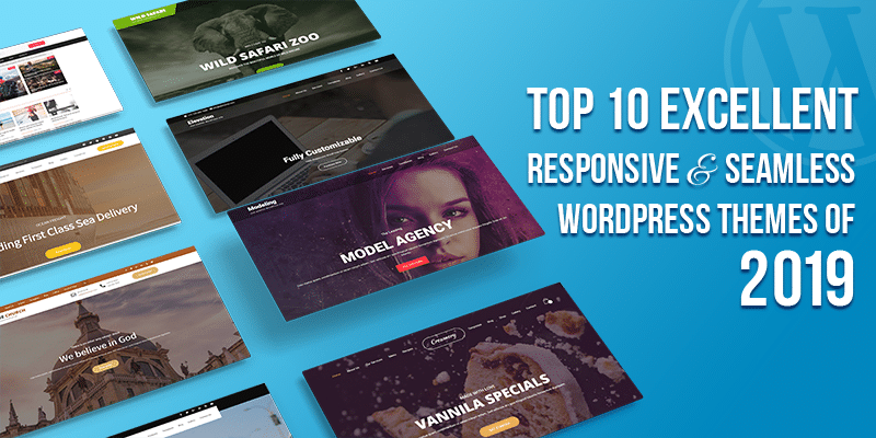 Excellent Responsive and Seamless WordPress Themes