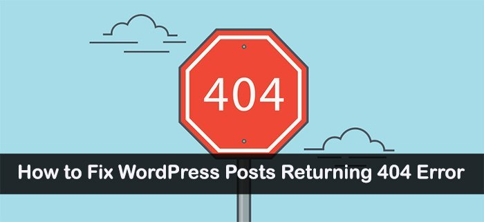 Returning 404 Error