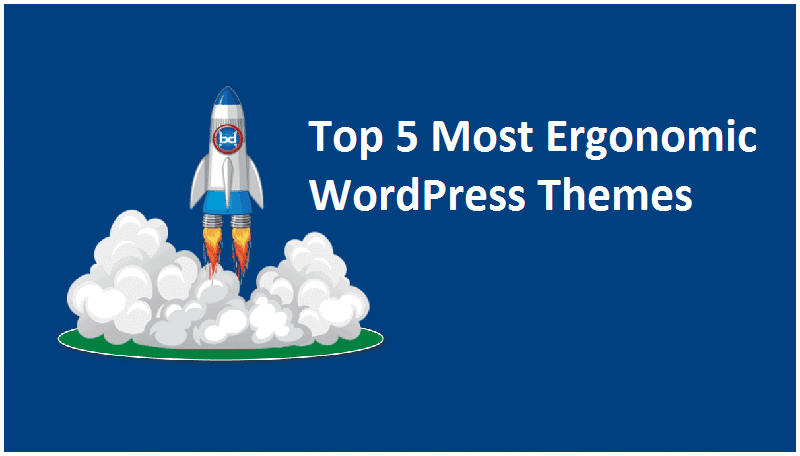 Top 5 Most Ergonomic WordPress Themes