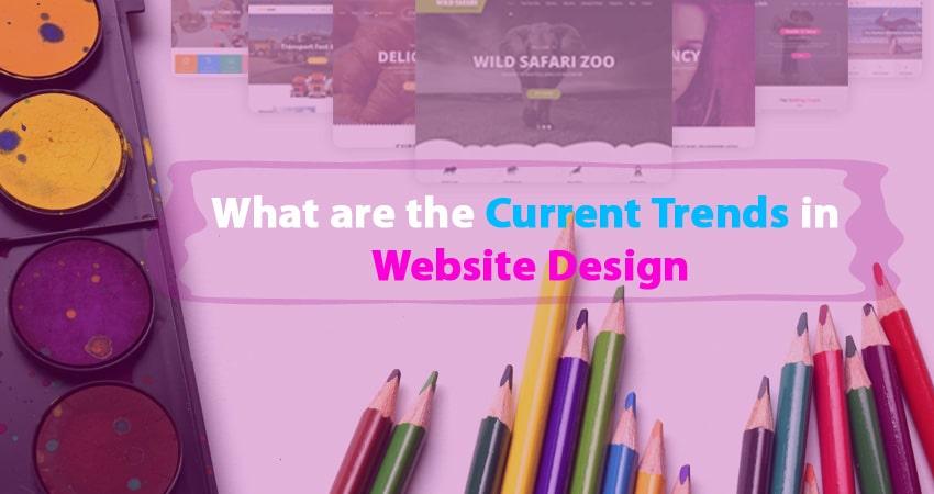 Trends in Website Design