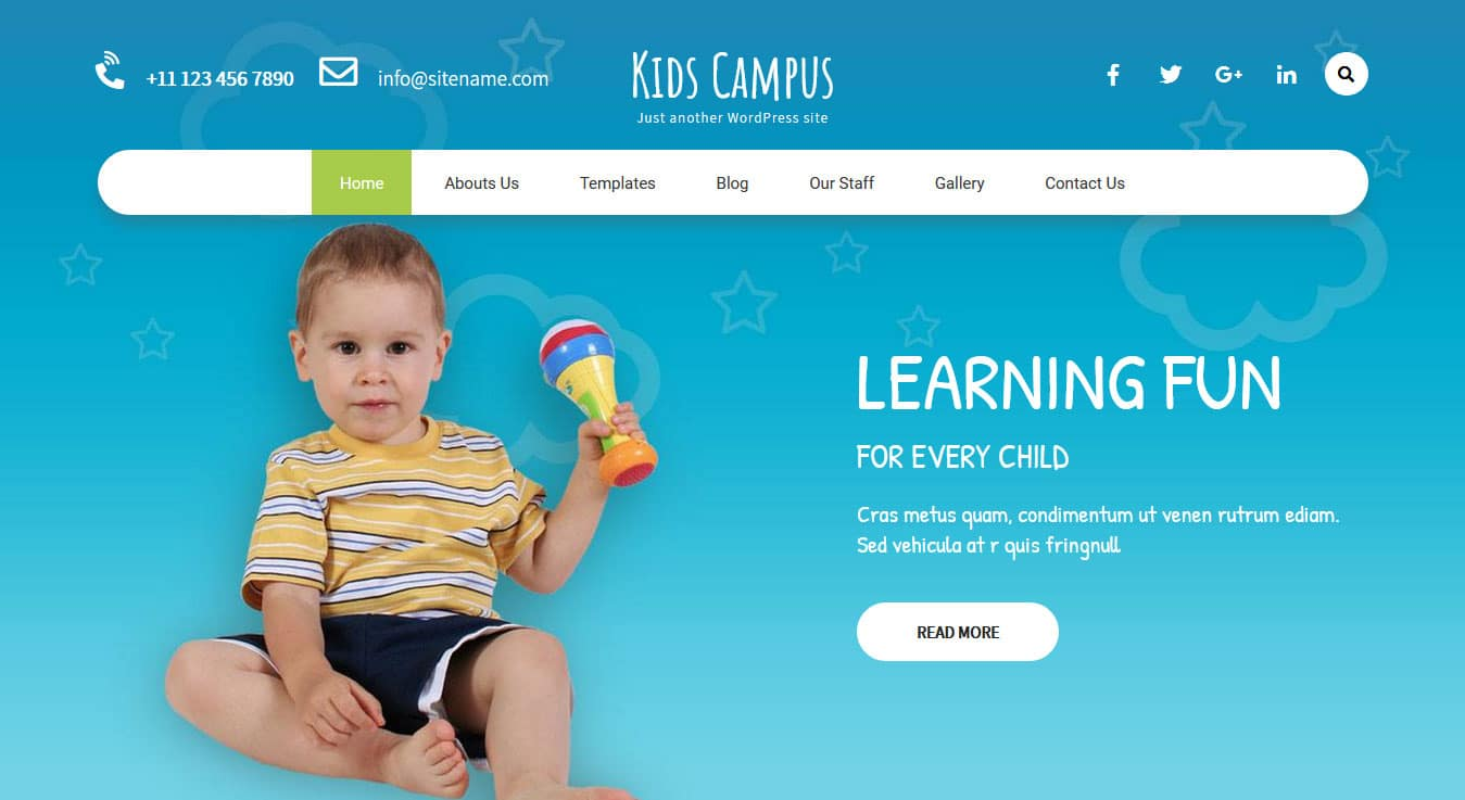 Kids Campus PRO