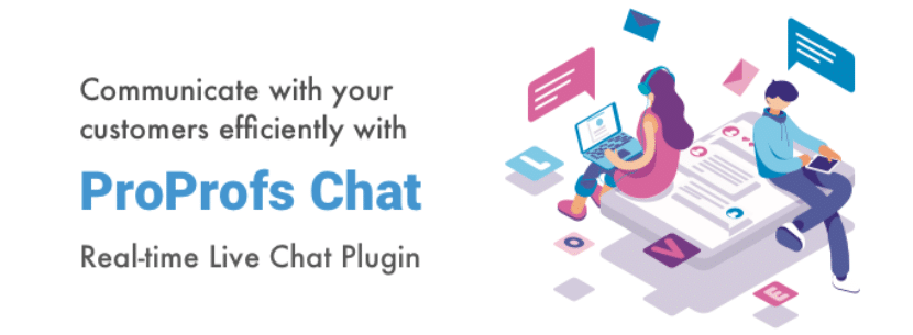 ProProfs Live Chat WordPress Plugin