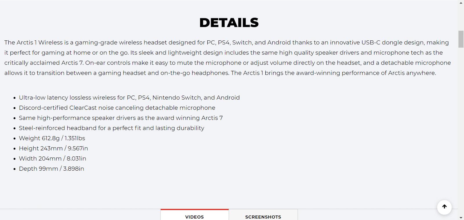 Gamestop Product Details