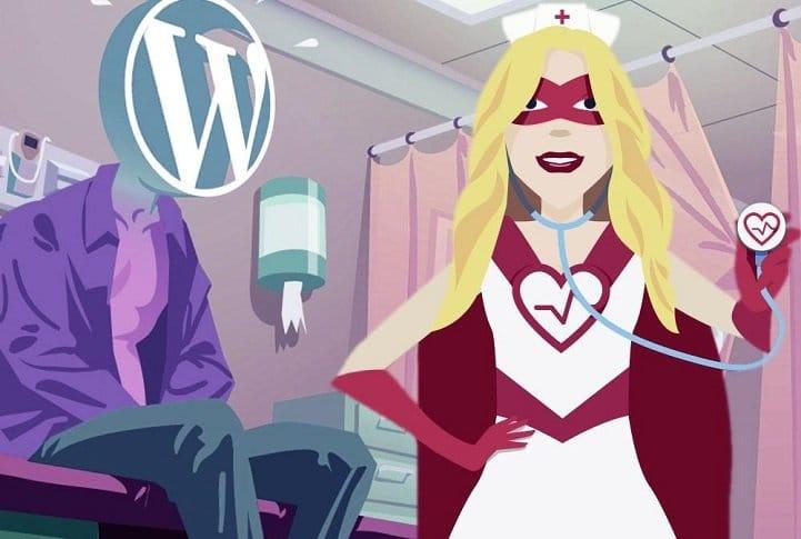 scan WordPress