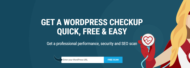 wordpress checkup