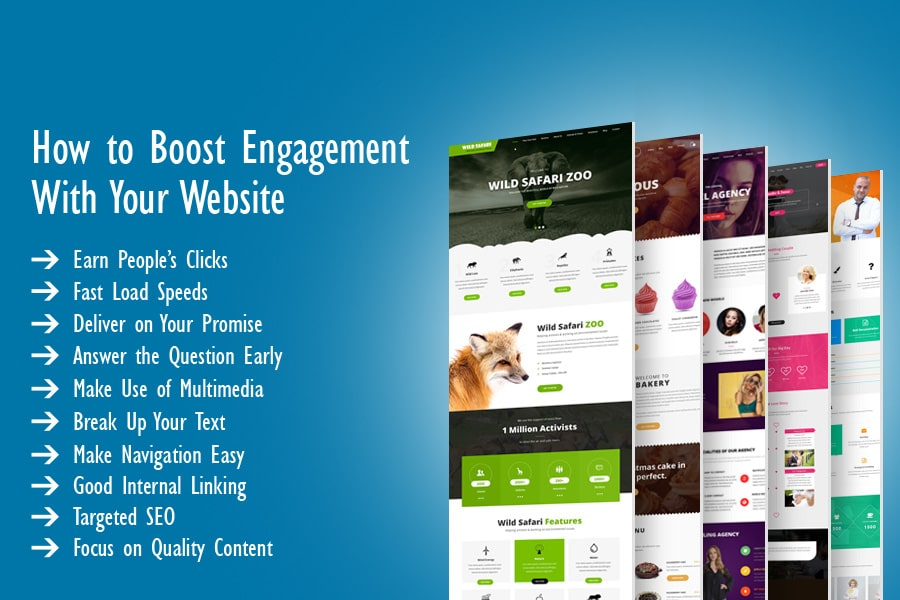 How to Boost Engagement With Your Website