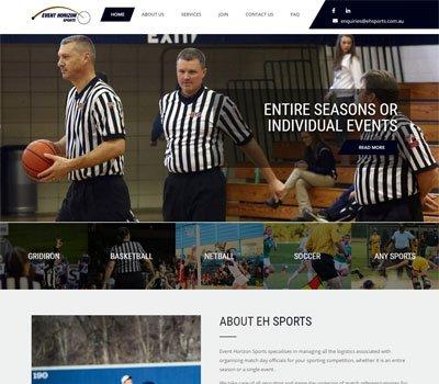 Event Horizon Sports