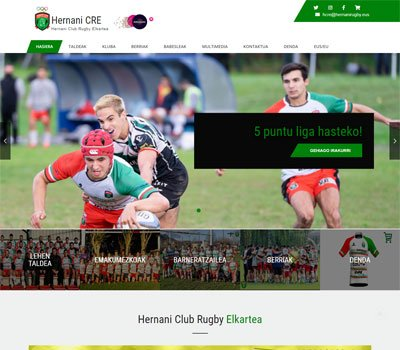 Hernani Club Rugby