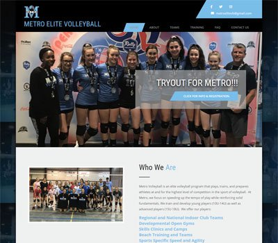 Metro Volleyball