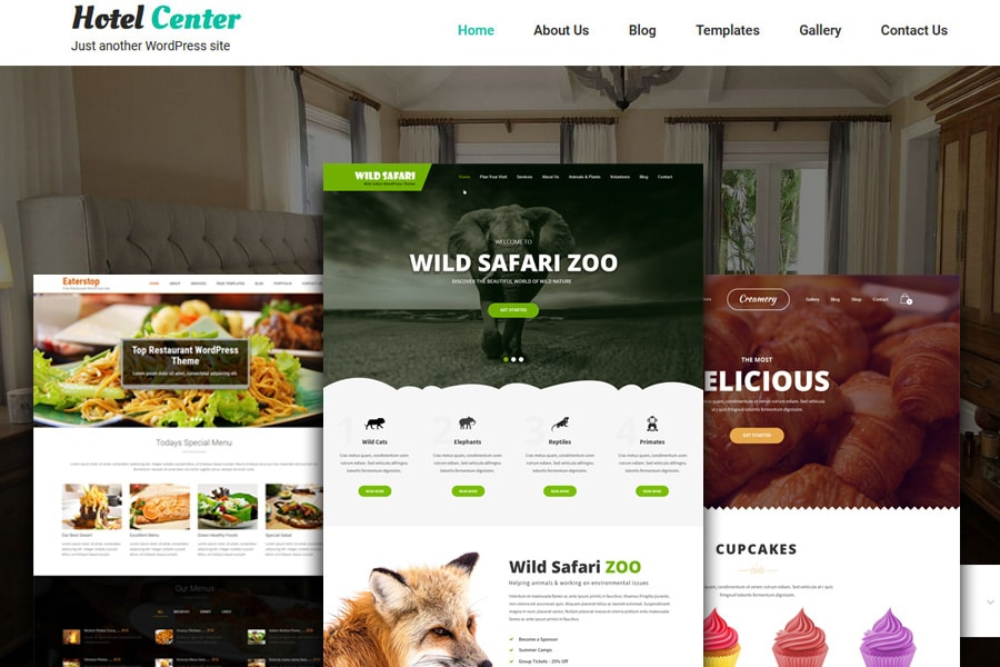 Best Hotel WordPress Themes with Beautiful Designs in 2021