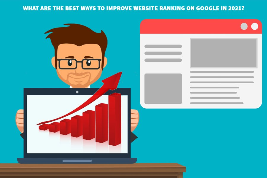 The-Best-Ways-To-Improve-Website-Ranking-On-Google-in-2021