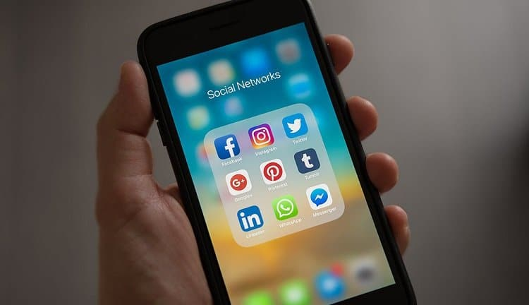 social media bios