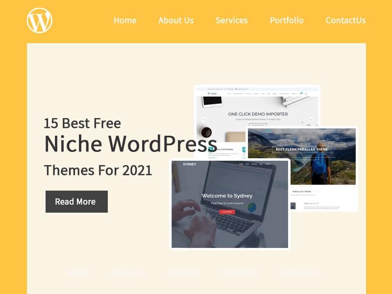 Best-Free-Niche-WordPress-Themes-For-2021