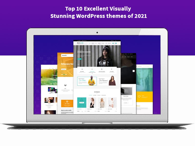 Top-10-Excellent-Visually-Stunning-WordPress-themes-of-2021