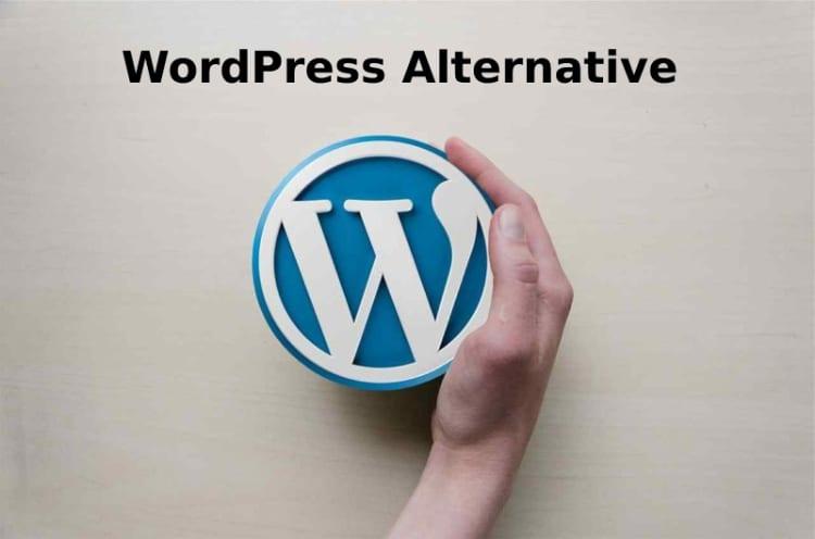 WordPress alternative