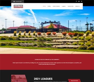Baxter Sports Complex