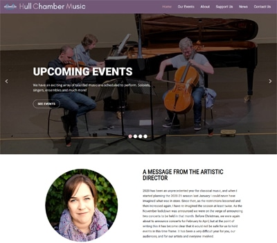 Hull Chamber Music